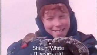 Shaun White 11 years old
