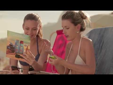 NIVEA Solar Ad Charger (English)