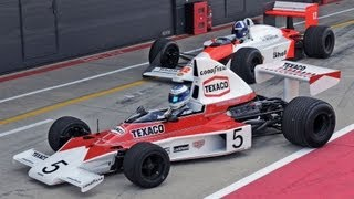 Coulthard and Hakkinen celebrate 50 years of McLaren by driving classic championship winning cars view on youtube.com tube online.