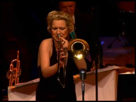 Gunhild Carling Big Band variety show 2008