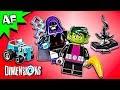 Lego Dimensions Teen Titans Go Team Pack 71255 Speed Build