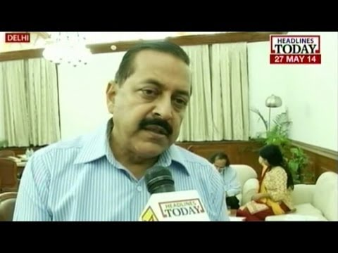 Dr. Jitendra Singh: Govt believes 370 has done more harm than good to J&K