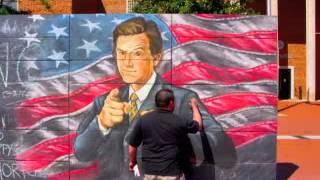 Colbert Mural