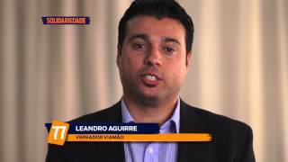 Programa de Televisão – Leandro Aguirre