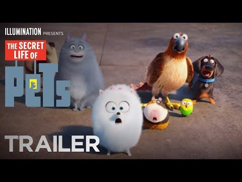 Tajný život domácich miláčikov - trailer