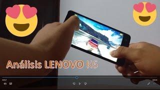 Video Lenovo K6 UZKN4gtwlIE