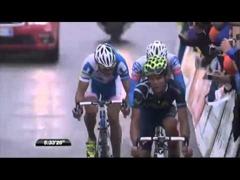 Victoria Andrey Amador Bikkazakova - 14ª etapa Giro de Italia 2012