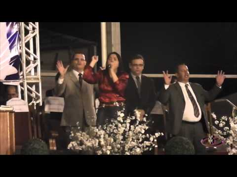 Eliane Silva canta no Congresso Aviva Veneza 2014