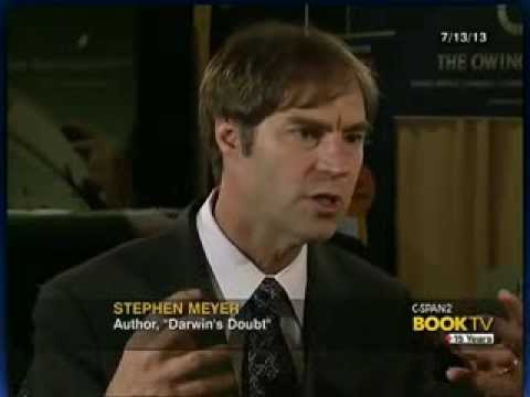 Darwin's Doubt, Intelligent Design and Evolution on C-SPAN Booknotes