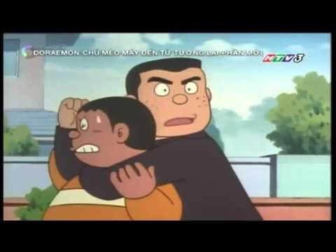 Phim hoạt hình Doraemon Chú mèo máy đến từ tương lai Tập 96