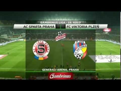 Sparta Praha 1-0 FC Viktoria Plzen
