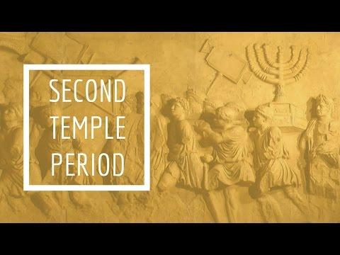 (20) Second Temple Period - Hasmonean Dynasty / Herod