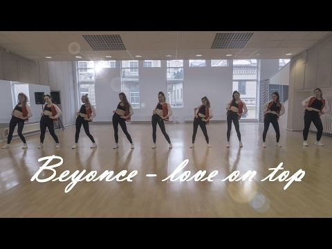 BEYONCE - LOVE ON TOP choreography By Deimante for Valentine's Day!