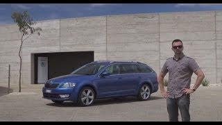 Skoda Octavia Car Review Video 2014 NRMA Drivers Seat