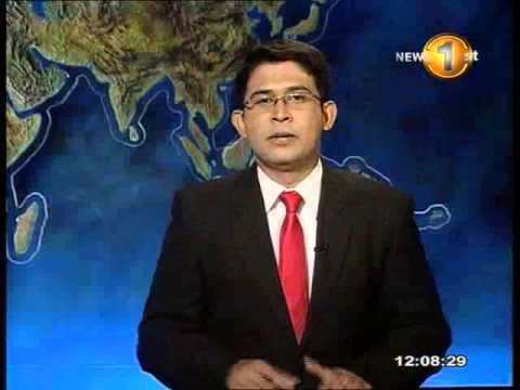 Sirasa lunch time news - 25.07.2013 12 pm