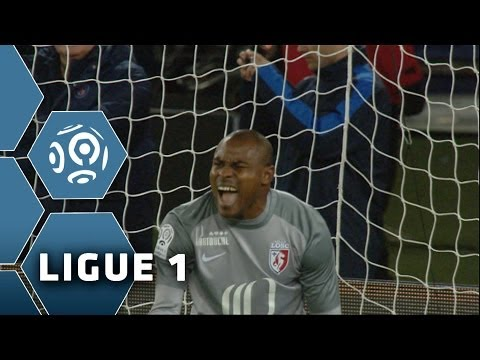 Vincent Enyeama 's GREAT game / PSG - Lille- 2013/2014