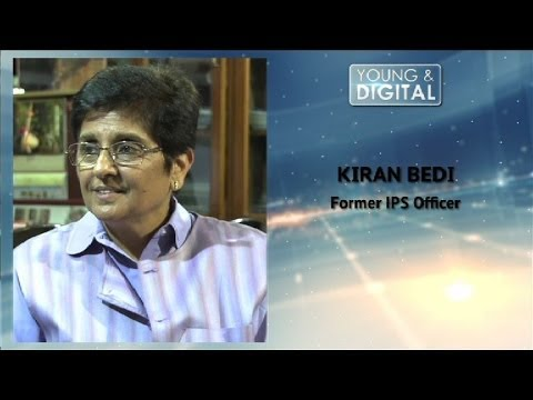 Kiran Bedi, Former IPS officer || Don't Go Back To Sleep