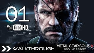 Metal Gear Solid 5 Ground Zeroes Walkthrough Gameplay MGS5