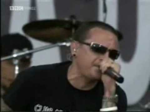 Linkin Park Live - Breaking The Habit  Live8 2005