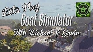 Let's Play - Goat Simulator