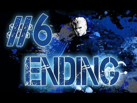 DmC Devil May Cry Vergil's Downfall Ending - Final Mission