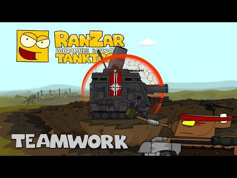 Tanktoon - tímová práce