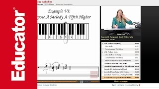"""Exploring Famous Melodies"" 