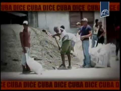 Cuba Dice: Sobre venta de materiales de la construcción
