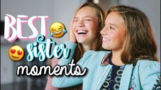 Maddie and Mackenzie Ziegler's Best Sister Moments