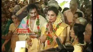 Actress Swetha Menon Marriage-Asianet News
