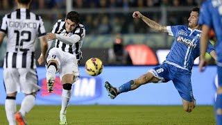 Empoli-Juventus 0-2 1/11/2014 Highlights