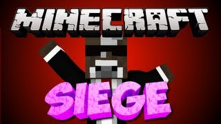 Minecraft 1.6 SIEGE Server Minigame