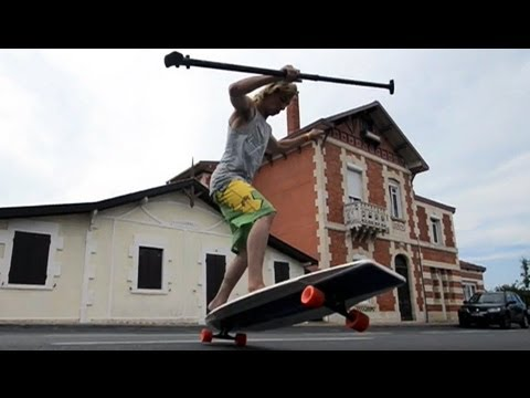Longboard Dancing: The Kahuna Creations Bombora