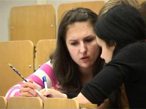 Смотреть видео Вентспилсский ВУЗ приглашает на День факультетов