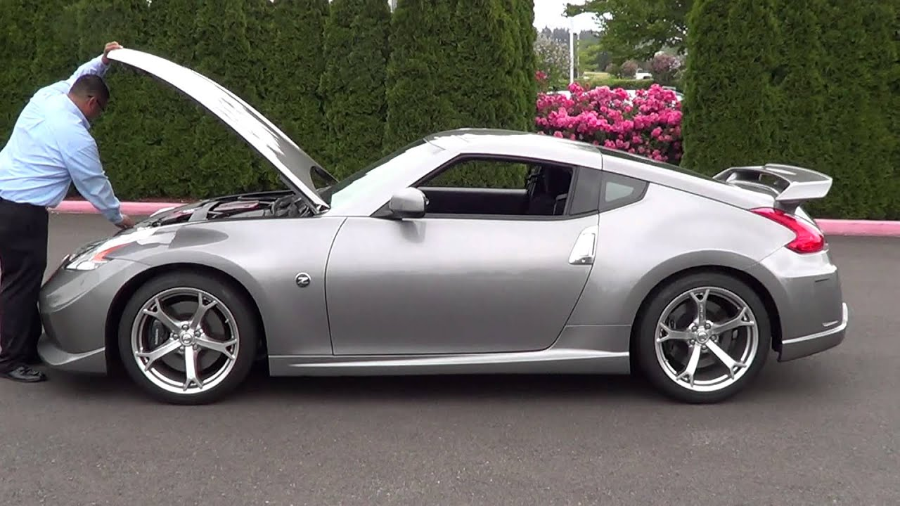 Nissan 370z nismo youtube #6