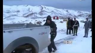 مناطق معزولة وسكان متضررون من موجة البرد