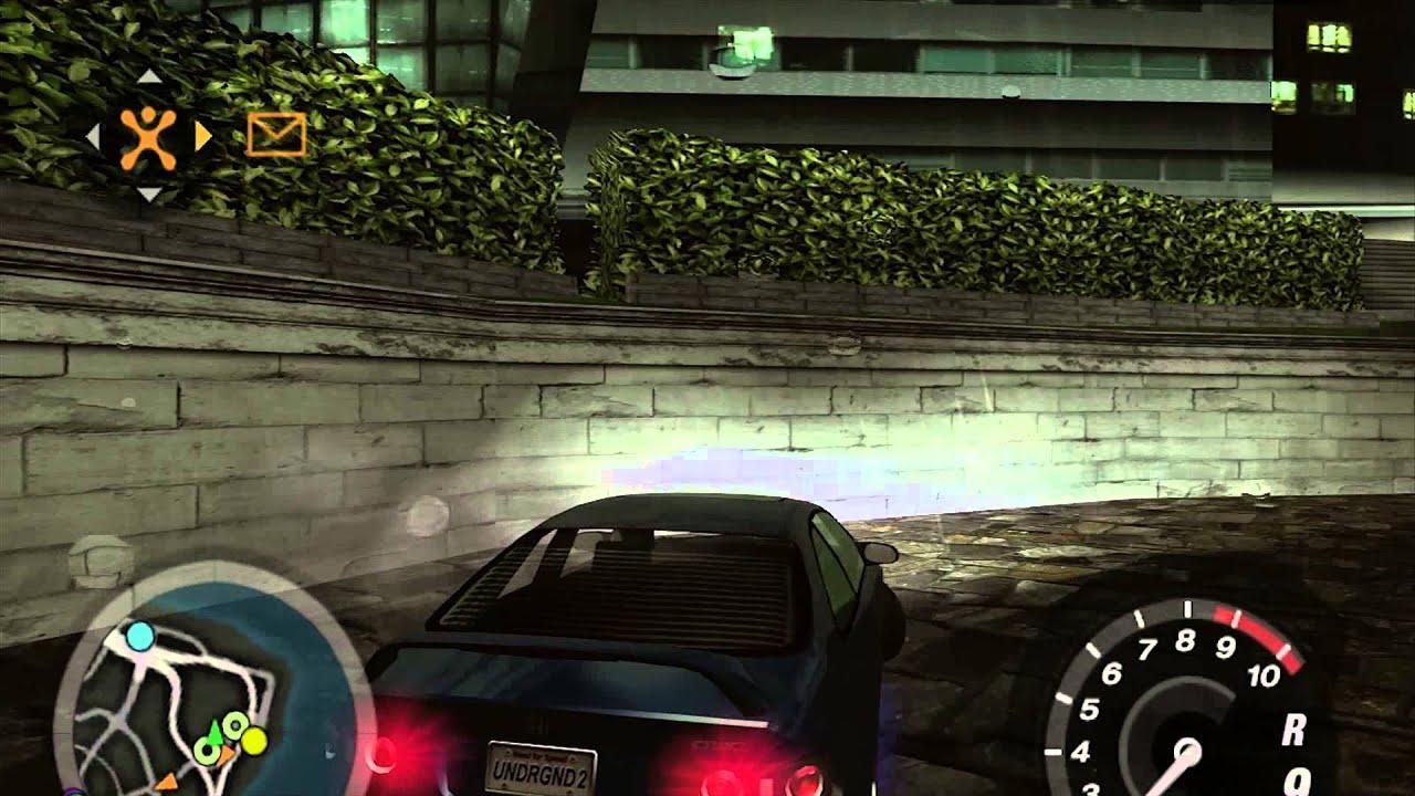 Mod Para Need For Speed Underground 2
