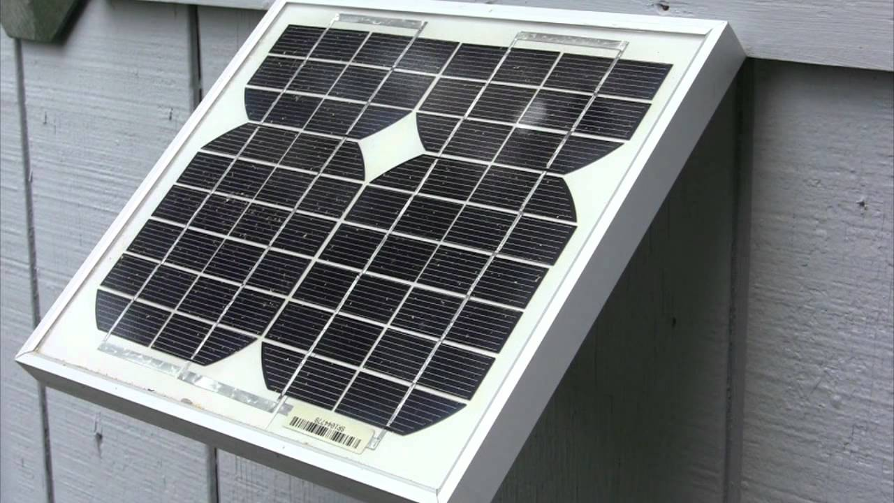 how to clean solar panels youtube