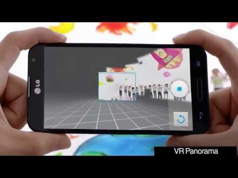 LG Optimus G Pro - Giới thiệu tính năng chụp ảnh 360 độ - VR Panorama