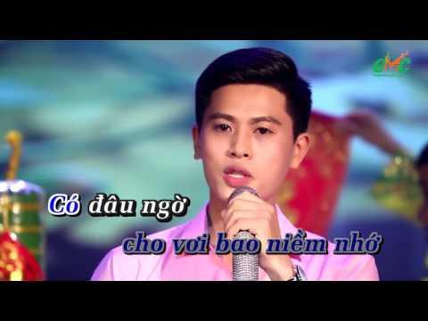 Đón Xuân Này Nhớ Xuân Xưa - Karaoke - Nguyễn Thành Viên