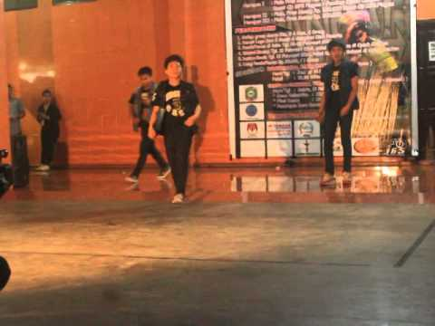 Diggity Crew 444 - Perform in Poso Winner
