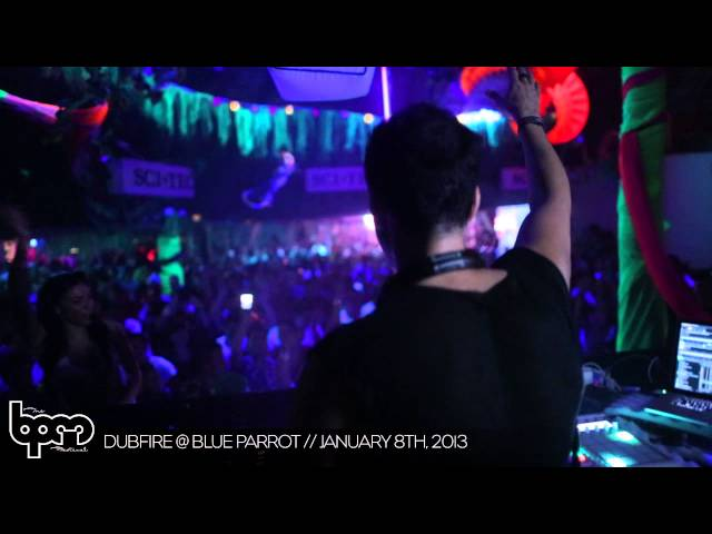 THE BPM FESTIVAL 2013: Dubfire @ Blue Parrot