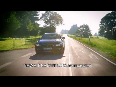 Alpina D3 Biturbo - najszybszy diesel świata