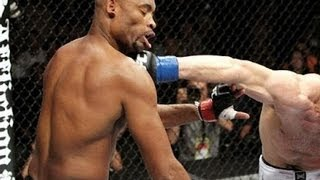 Anderson Silva Defeated [Derrotado]