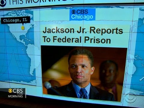 Headlines: Jesse Jackson Jr. reports to prison