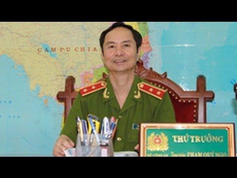 Tướng Phạm Quý Ngọ ăn tiền, báo cho Dương Chí Dũng đi trốn