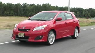 2010 Toyota Matrix XRS videos