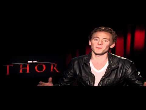 Interview with THOR star Tom Hiddleston - LOKI - Marvel Studios