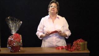 Gift Packaging Tips ; Ribbon Shredder