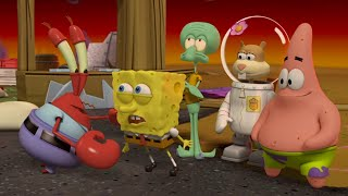 SpongeBob SquarePants Movie / All Cutscenes Full